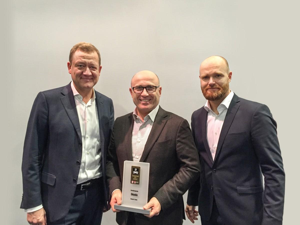 Connected-Car-Award