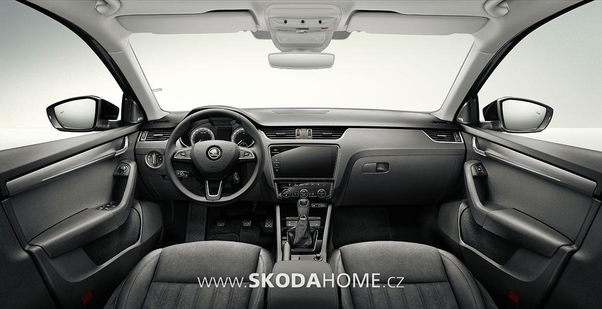Koda octavia interi r pod lupou for Innenraum design app